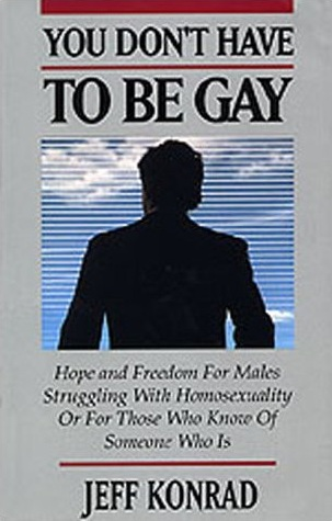 You Dont Have To Be Gay