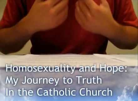 homosexuality and hope