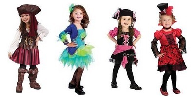 Female Toddler Halloween Costumes