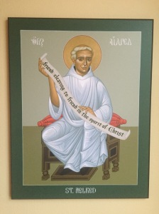 Aelred icon