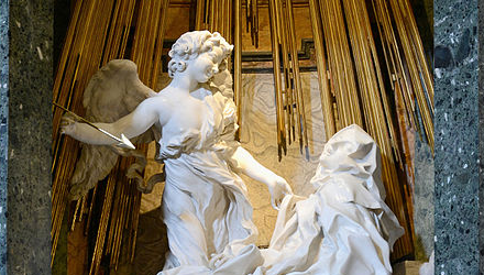 The Ecstasy of St. Teresa of Avila