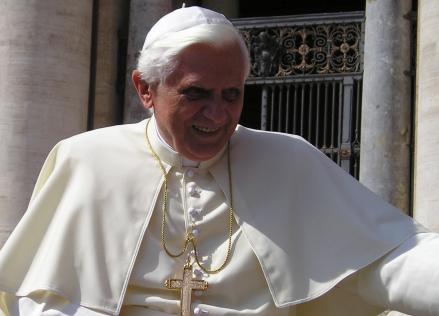 Pope Benedixt XVI